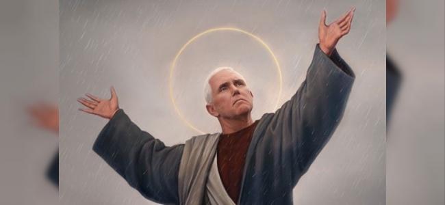 Trump Giderse Yerine O Gelecek! Hz.İsa ile Görüştüğünü İddia Ediyor!