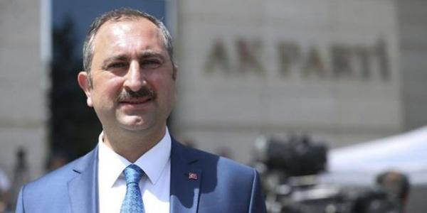 Adalet Bakanı Gül, Af Tartışmalarına Noktayı Koydu!