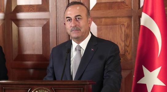 Bakan Çavuşoğlu Sert Konuştu:Ağır Yük Türkiye'nin Omuzlarına Bırakıldı