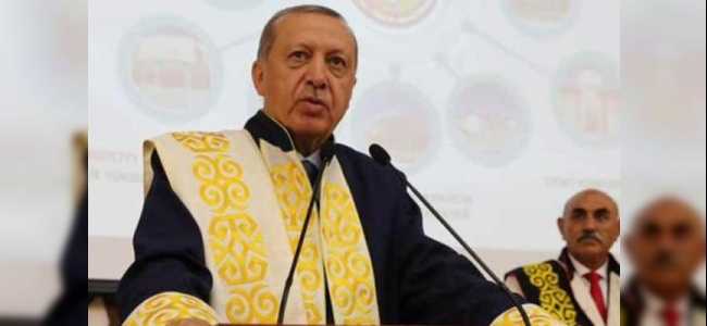 Başkan Erdoğan Uyardı: Bir Gece Ansızın Umulmadık Şeyler Olur!