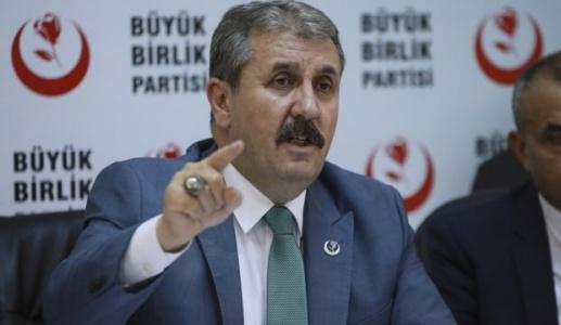 Destici'den İdlib Açıklaması: Türkiye'nin Çekilmesi Söz Konusu Değil!