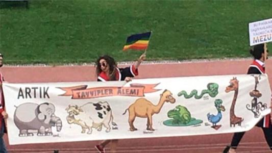 Erdoğan ODTÜ'de Pankart Açan Öğrencilerle Görüştü! Dava Geri Çekilecek