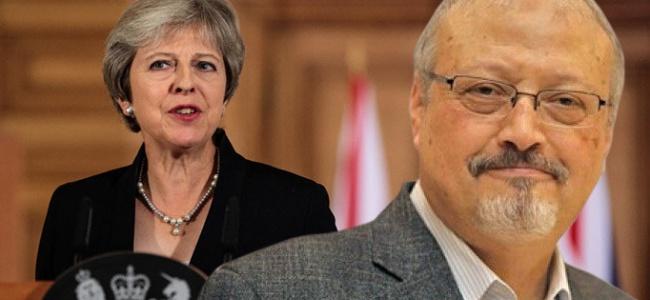 Gündemi Sarsacak İddia: İngiltere Kaşıkçı Planından Haberdardı!