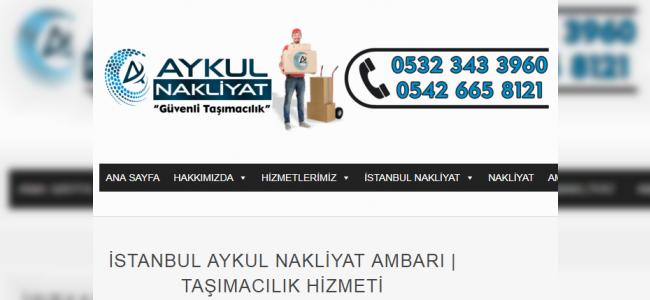 İstanbul Muğla Nakliyat ve İstanbul Muğla Ambarı