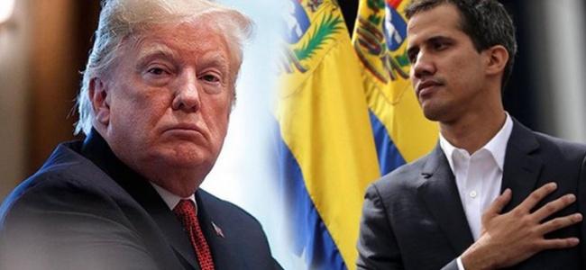 """ABD Venezuela Halkına """"İnsani Yardım"""" Yollayacak"""