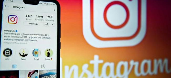 Instagram internet adresi üzerinde mesajlaşma uygulaması planlıyor