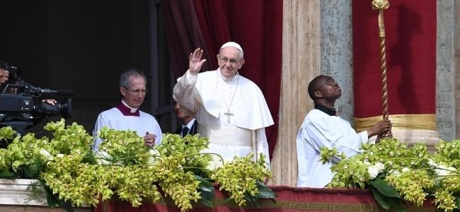 Papa, Venezuela'da tarafların anlaşması halinde arabuluculuk yapacağını söyledi