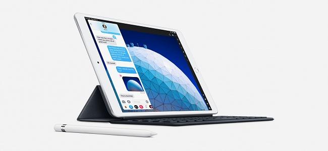iPad Air'den rakiplerine gözdağı