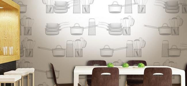 Duvar Kağıdında Farklı Tasarımlar