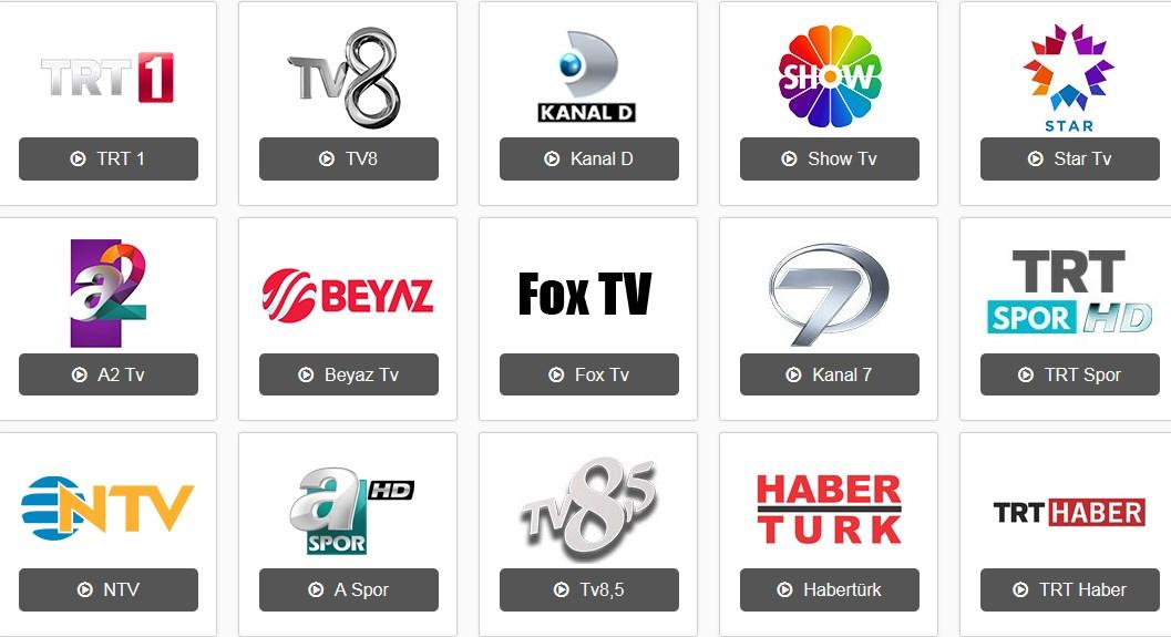 Canlı Tv İzleme Keyfi