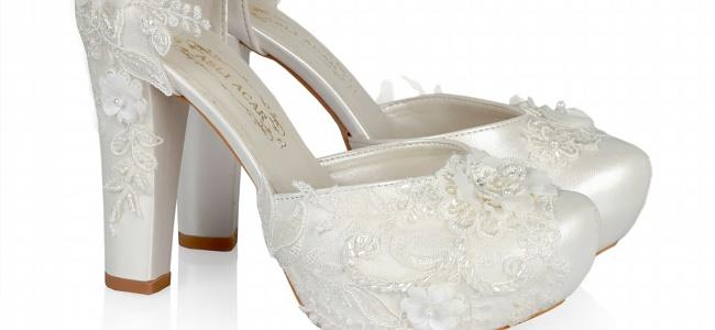 Gelin Ayakkabılarında En Yeni Trendler