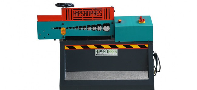 Geri Dönüşüm Makinası: HipsanPres Kablo Soyma Makinası