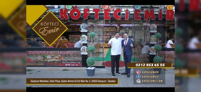 İstanbul'da Köfte Yiyecek En Güzel Adres ; Köfteci Emir