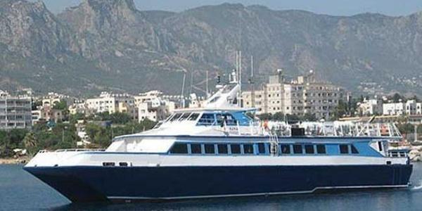 Kıbrıs Feribot Bileti