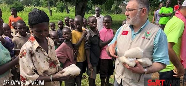 Siirt Vakfı Afrika'ya Yardım Faaliyetleri Hakkında