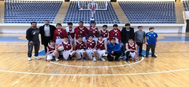 Anadolu Yıldızlar Ligi Basketbol Grup Müsabakaları sona erdi