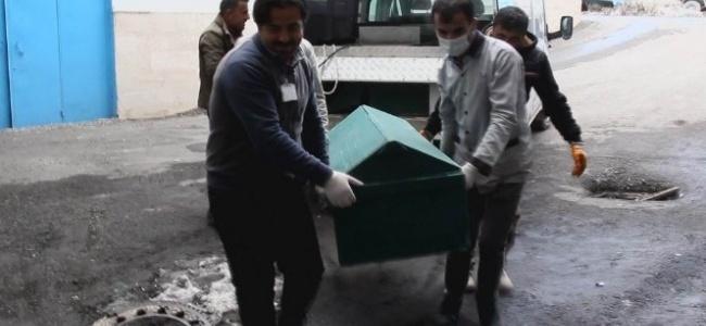 Başkale İran sınırında erkek cesedi bulundu