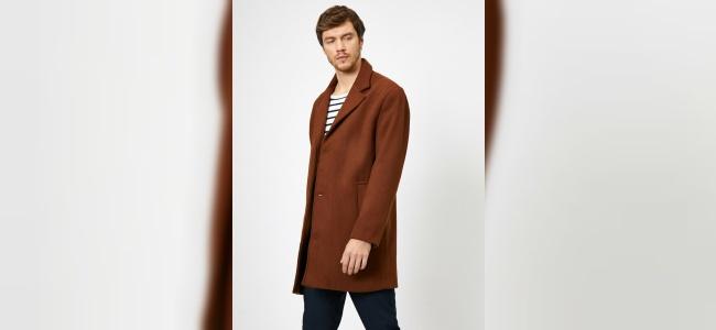 Dış Giyimin En'leri: Koton Erkek Hırka ve Kaban Modelleri