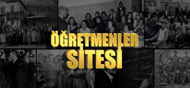 Türkiye'nin Öğretmenleri Buluşturan Tek Haber Sitesi
