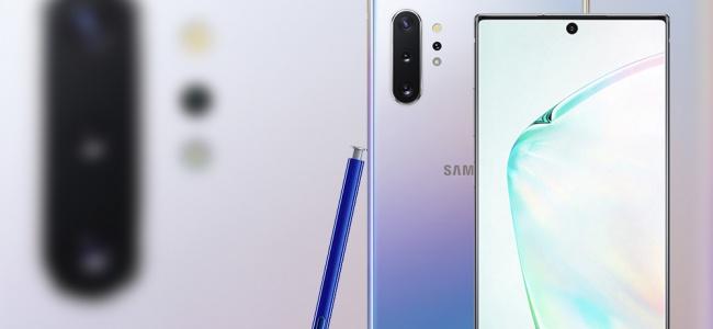 Samsung Note 10 Ailesine Yeni Bir Üye Ekledi