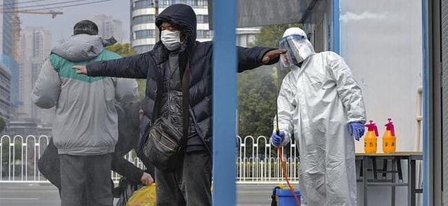 Çin Virüsü 1 Günde 400 Milyar Dolar Sildi