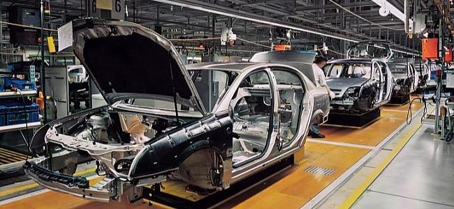 Otomotiv üretimi Ocakta 109 bin 783 adet oldu