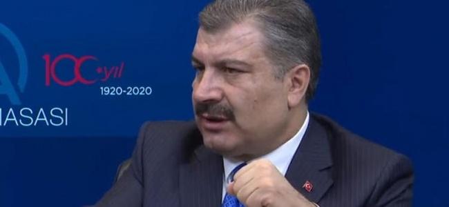 Sağlık Bakanı Koca'dan 'gizemli virüs' açıklaması