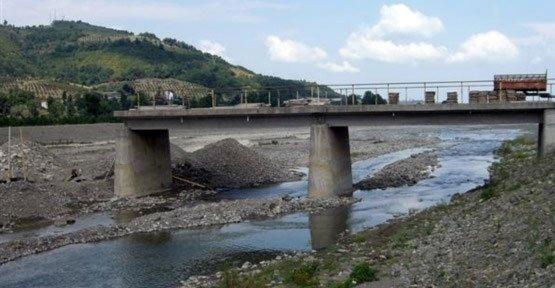 22 Tonluk Köprü Çalındı.