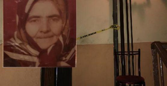 83 Yaşındaki Kadını İşkence Yaparak Öldürdüler