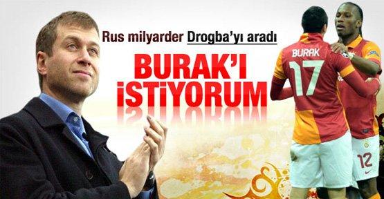 Abramovich Burak Yılmaz'ı istiyor