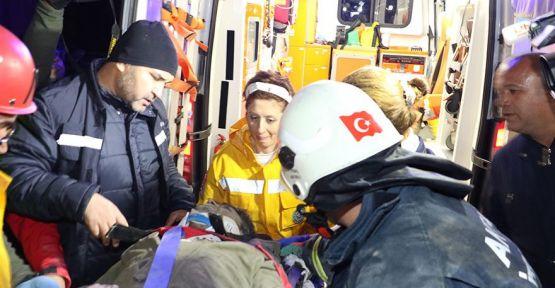 Akdeniz Üniversitesinde İskele Çöktü: 7 Yaralı