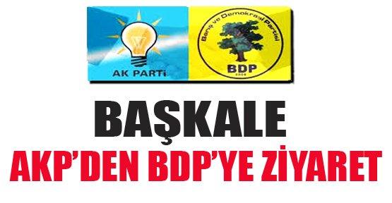 AKP - BDP Buluşması