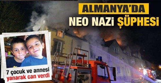 Almanya'da 8 Türk'ün öldüğü yangın