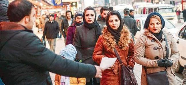 İranlıların Van'a yoğun ilgisi halkı çok memnun etti