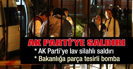 Ankara'da İki Ayrı Saldırı