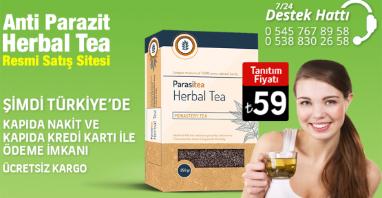 Anti Parazit Çayı Resmi Satış Sitesi