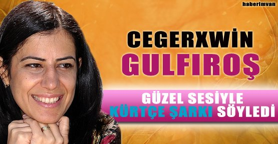 Ayla Akat'tan Kürtçe Şarkı