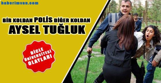 Diyarbakır'da Gözaltına Alma Gerginliği