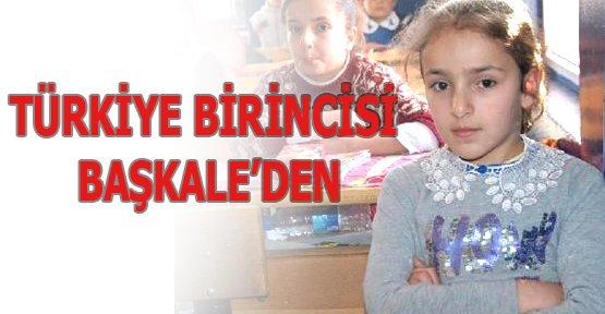 Başkale'den Türkiye Birincisi Çıktı - Van Haberleri