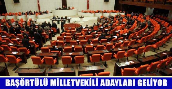 Başörtülü Milletvekilleri Gelecek