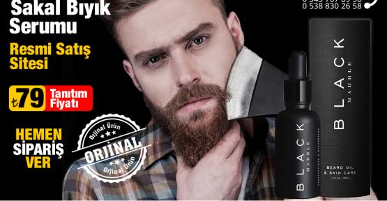 Black marble sakal çıkarır mı?