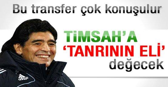 Bursaspor Maradona ile görüşüyor