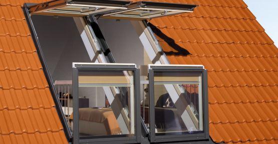 Çatı Pencere Modelleri