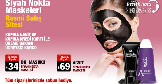 Cosmegram instalift krem ve siyah maskem