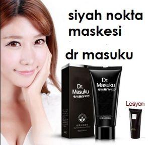 Dr. Masuku tarafından siyah nokta maskesi faydaları ve yararları