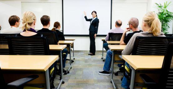 Eğitmenler Artık Eğitici Eğitimi Alıyor