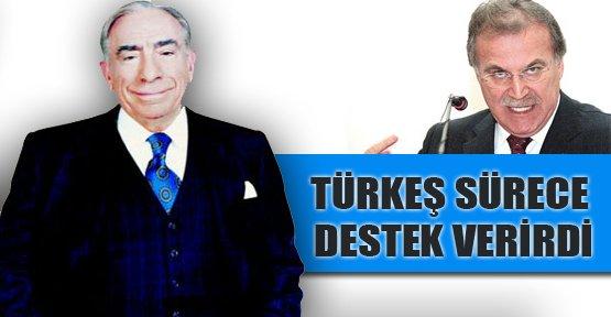 'En Büyük Desteği Türkeş Verirdi'