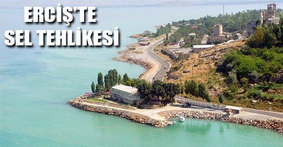 Erciş'in Köylerinde Sel Tehlikesi - Van Haberleri