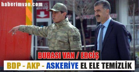 Erciş'te Güzel Bir Kare - Van Haberleri
