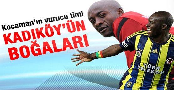 Fenerbahçe rakiplerini Sow ve Webo ile yıkacak